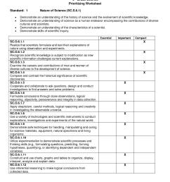 6 Science Worksheet   Printable Worksheets and Activities for Teachers [ 1650 x 1275 Pixel ]
