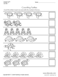 14 Best Images of Worksheets Counting 1-10 - Counting ...