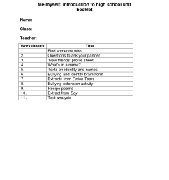 Bullying Worksheets For Third Grade   Printable Worksheets and Activities  for Teachers [ 1754 x 1240 Pixel ]