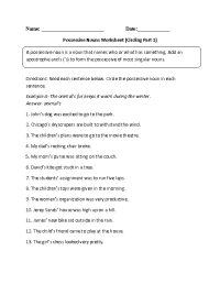 18 Best Images of On Singular And Plural Worksheet For