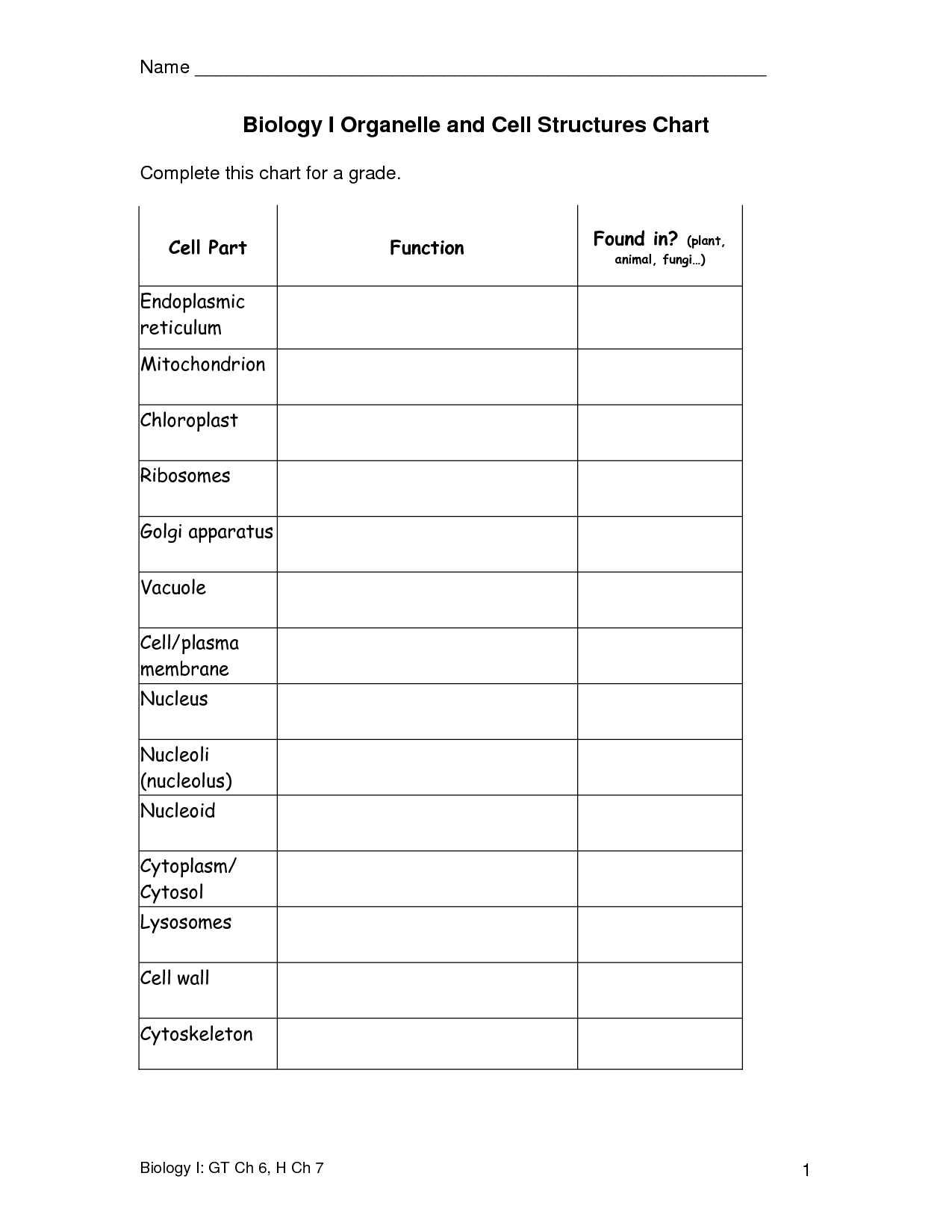8 Best Images Of Cell Growth Worksheet