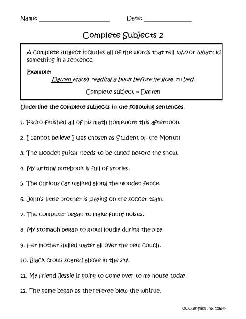 small resolution of Free Adjective Worksheets 6th Grade   Printable Worksheets and Activities  for Teachers