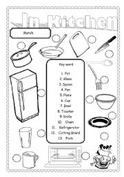 16 Best Images of Cooking Worksheets For Cooking Class
