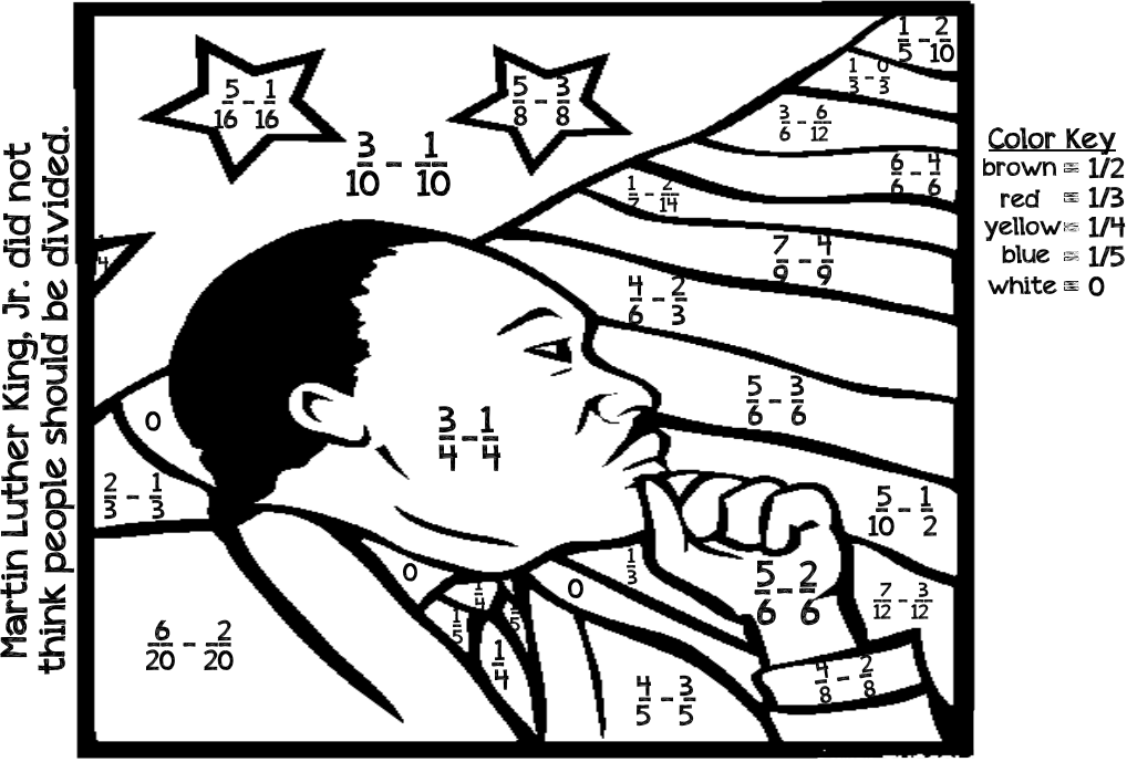 16 Best Images of Adding Subtracting Fractions Worksheet