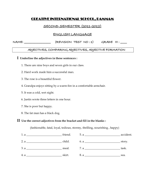 small resolution of French Pronouns Worksheet   Printable Worksheets and Activities for  Teachers