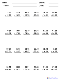 12 Best Images of Multiplication Worksheets 9th Grade ...