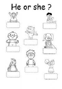 18 Best Images of Good Citizen Kindergarten Worksheets