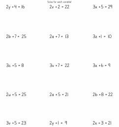 Seventh Grade Math Worksheets Equation   www.robertdee.org [ 1584 x 1224 Pixel ]
