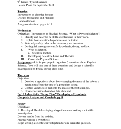 9 Grade Physical Science Worksheet   Printable Worksheets and Activities  for Teachers [ 1650 x 1275 Pixel ]