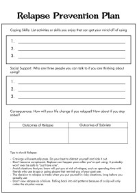 15 Best Images of 12 Step Recovery Worksheets - Narcotics ...