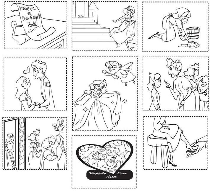 14 Best Images of 1st Grade Story Sequencing Worksheets