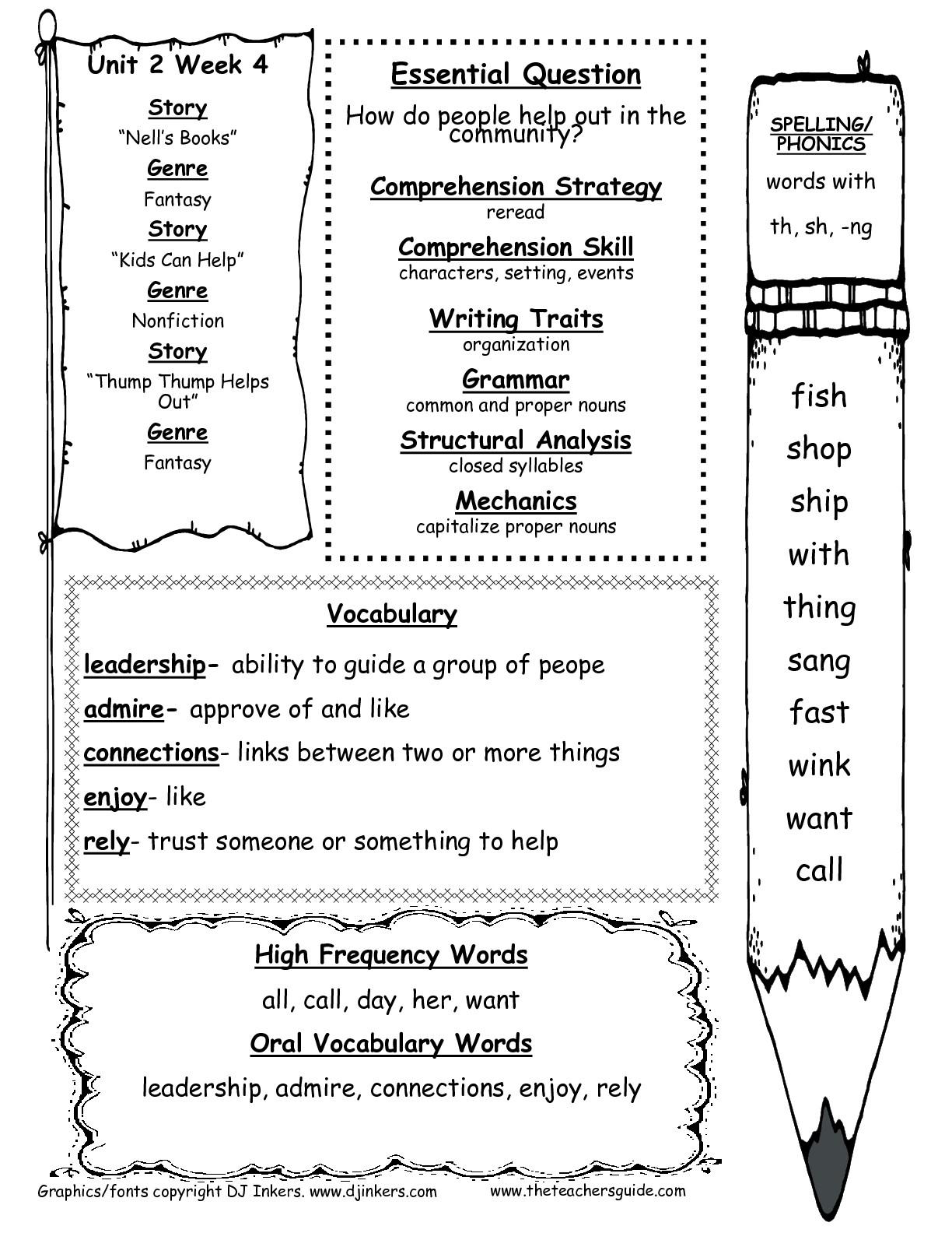 15 Best Images Of Months Of The Year Worksheets For First