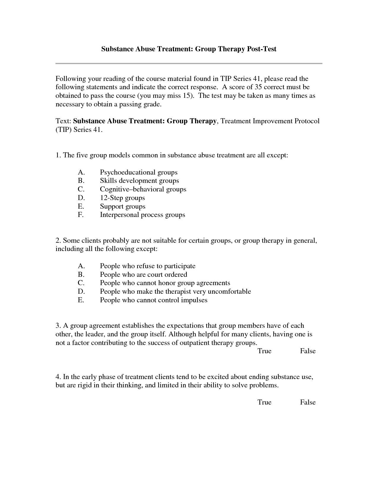 Substance Abuse Recovery Worksheets The Best Worksheets