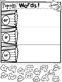 16 Best Images of Fall Color By Sight Words Worksheets