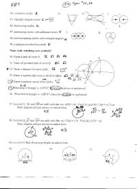 11 Best Images of Geometry Circle Vocabulary Worksheet ...