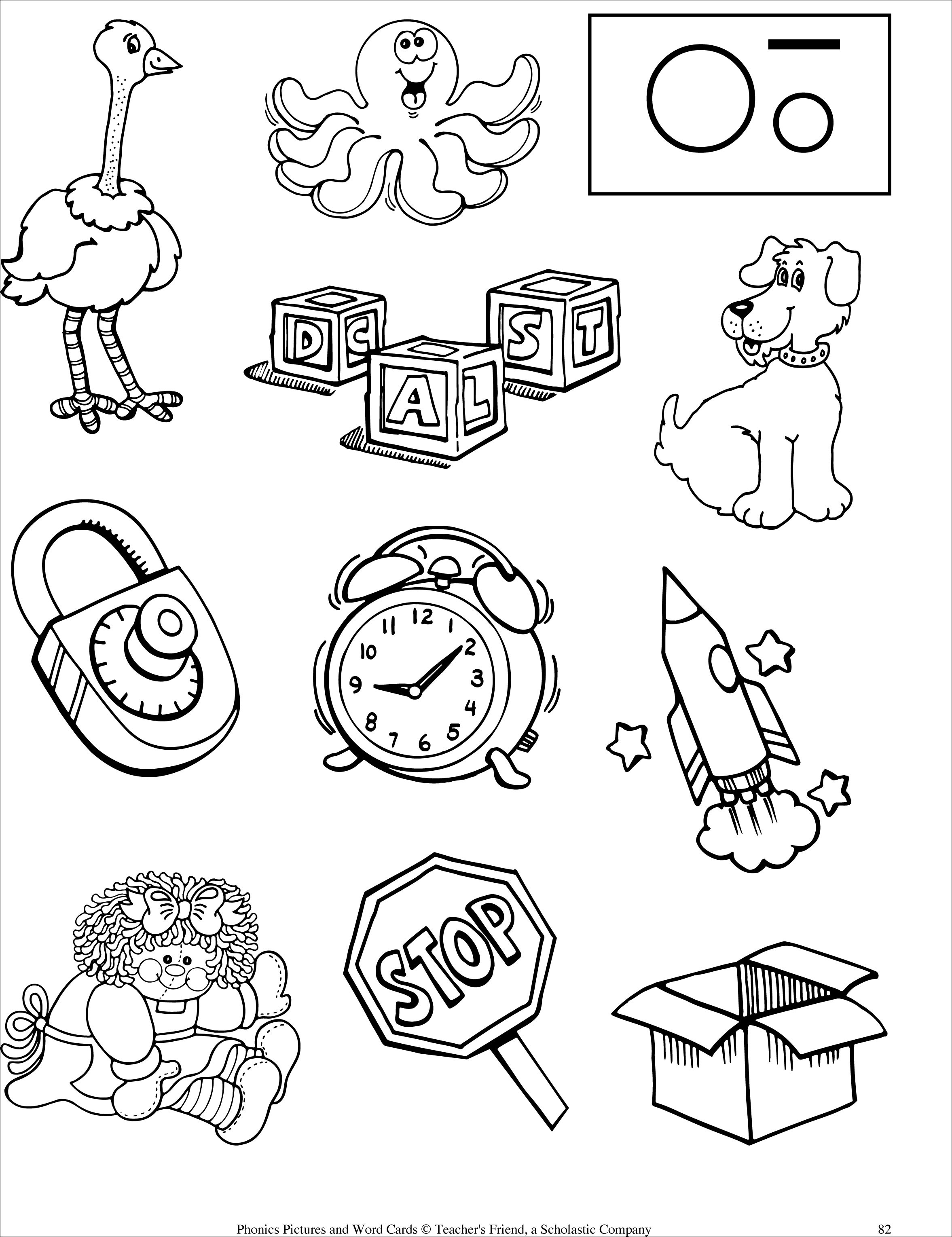 8 Best Images Of Double Oo Worksheets