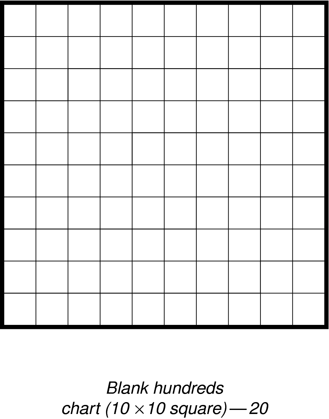 15 Best Images Of Multiplication Table Chart Worksheet