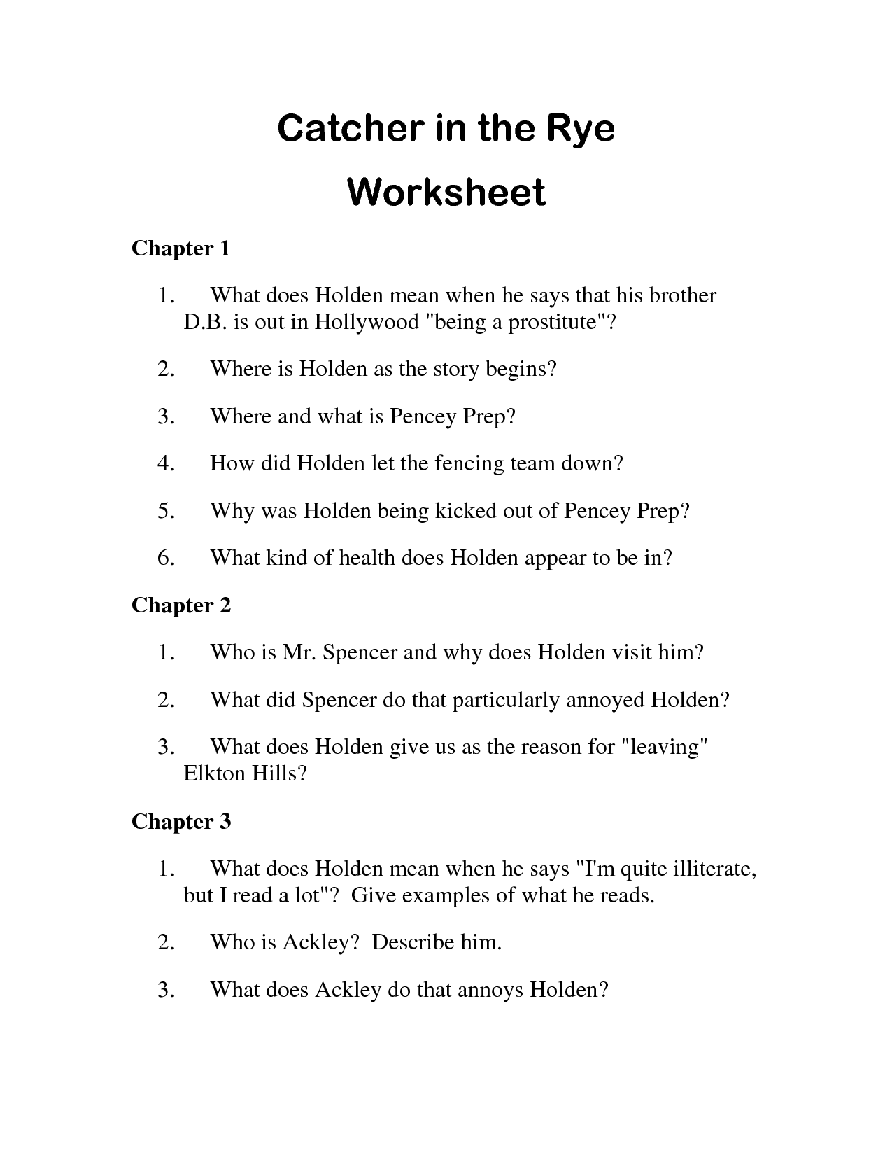 13 Best Images Of Thinking For A Change Worksheets