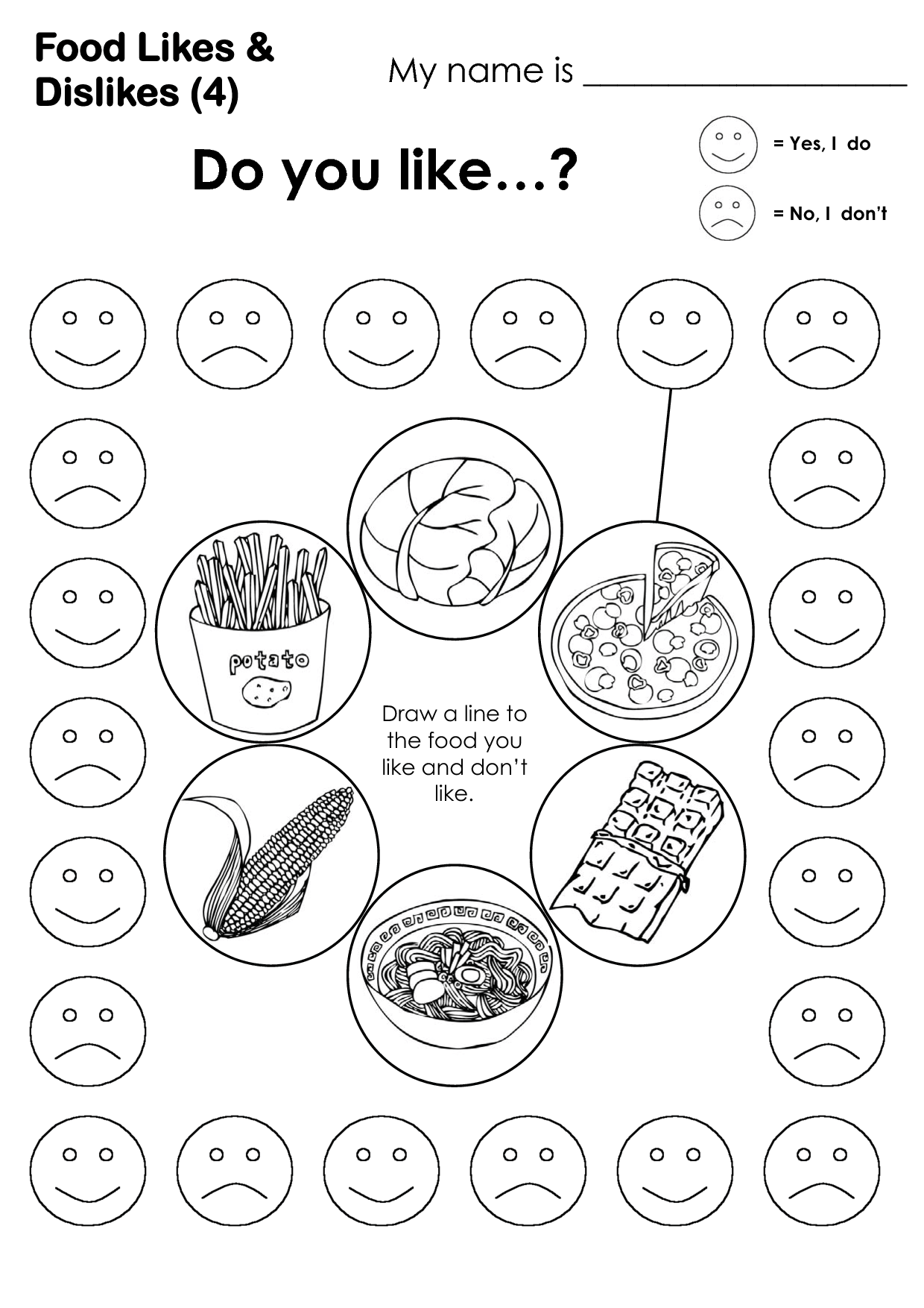 14 Best Images Of Cooking Vocabulary Worksheet