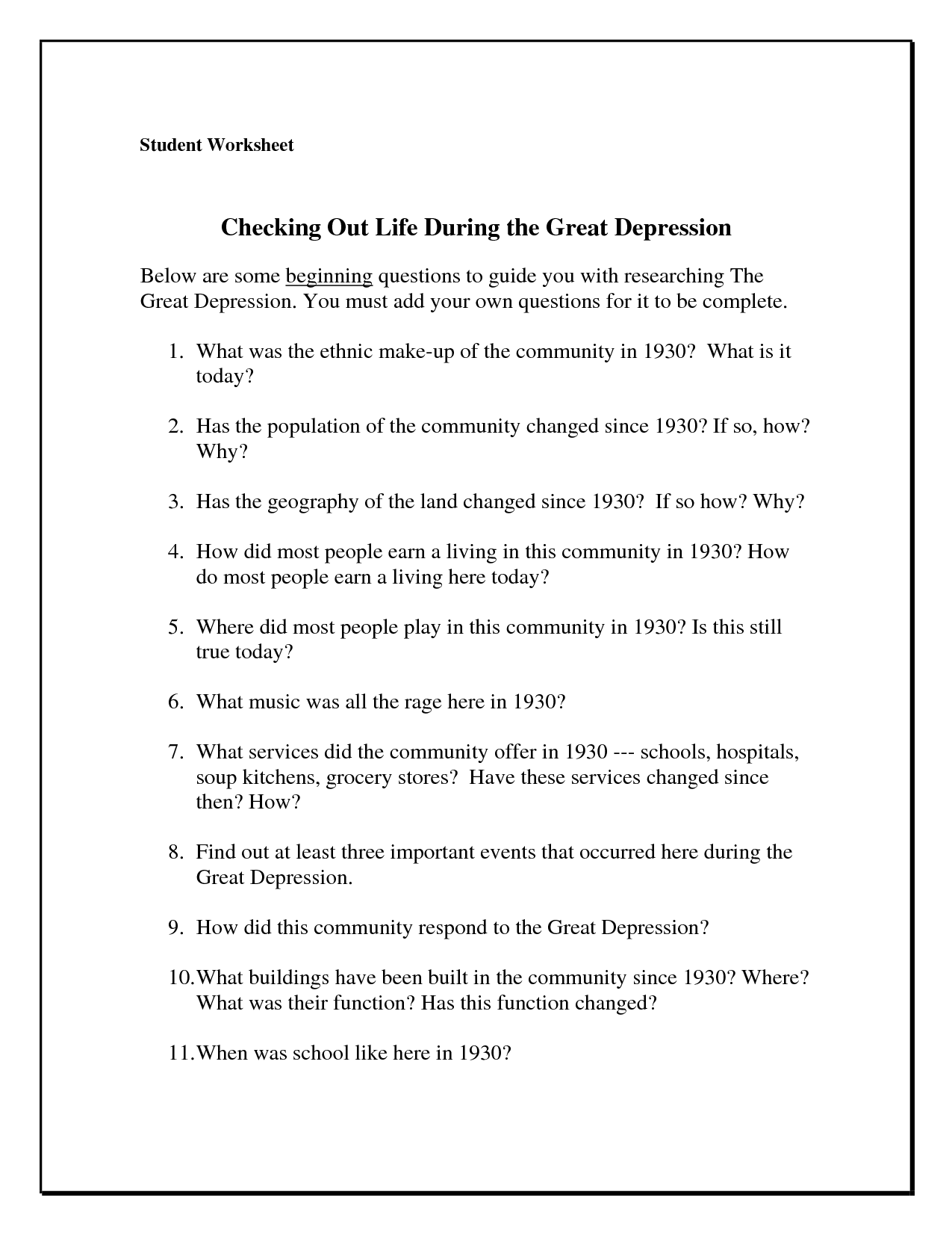 14 Best Images Of Dealing With Depression Worksheets