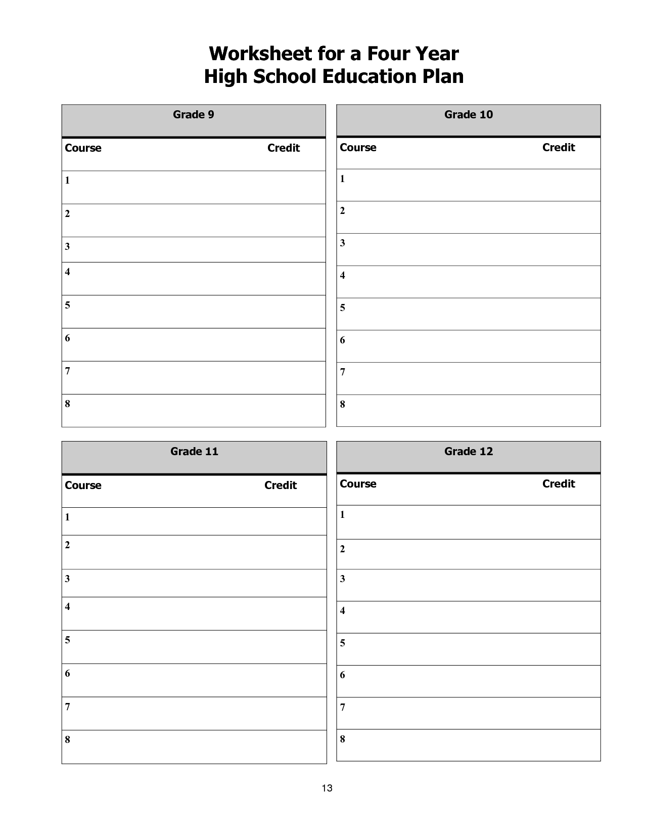 12 Best Images Of Time Study Worksheet Template