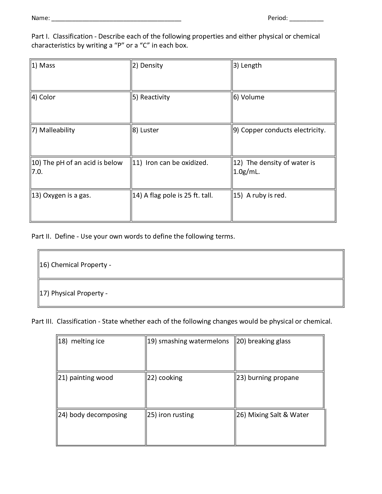 15 Best Images Of Organize Life Worksheets