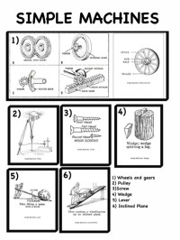 15 Best Images of Simple Machines Worksheet Middle School ...