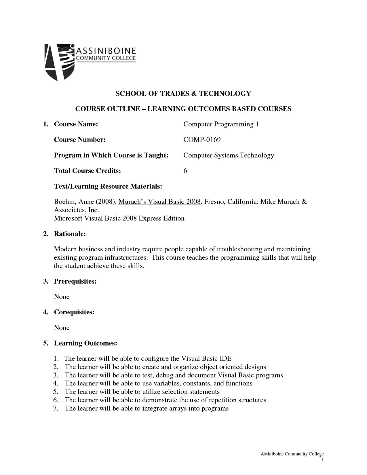 Bible Study Outline Blank Worksheet