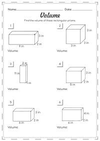 11 Best Images of Measureing Volume Worksheets Grade 2 ...