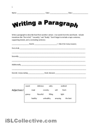 16 Best Images of High School Essay Writing Worksheets ...