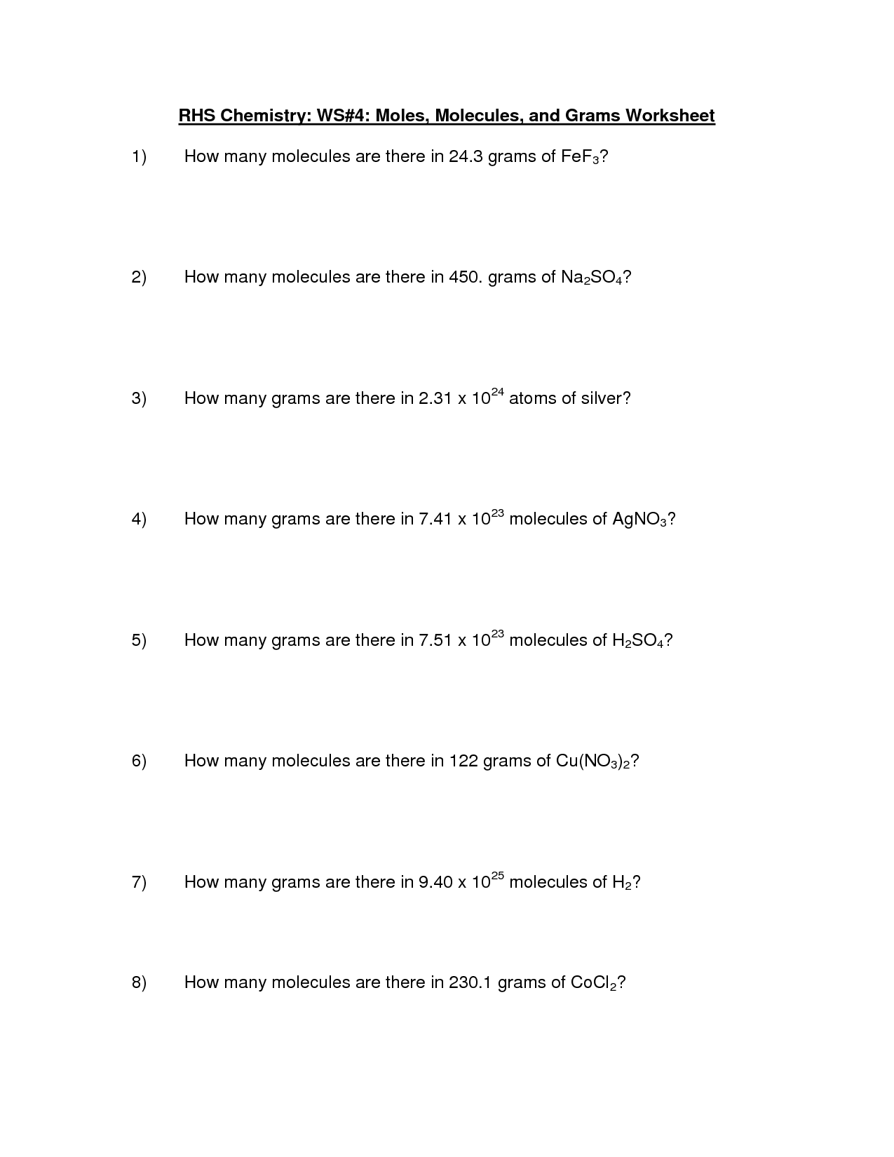 Building Blocks Worksheet Answers