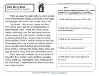19 Best Images of Tone And Mood Practice Worksheets