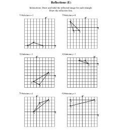 Symmetry Worksheets Geometry Printable   Printable Worksheets and  Activities for Teachers [ 1584 x 1224 Pixel ]