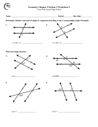 13 Best Images of Measuring Angles Worksheets - Measuring ...