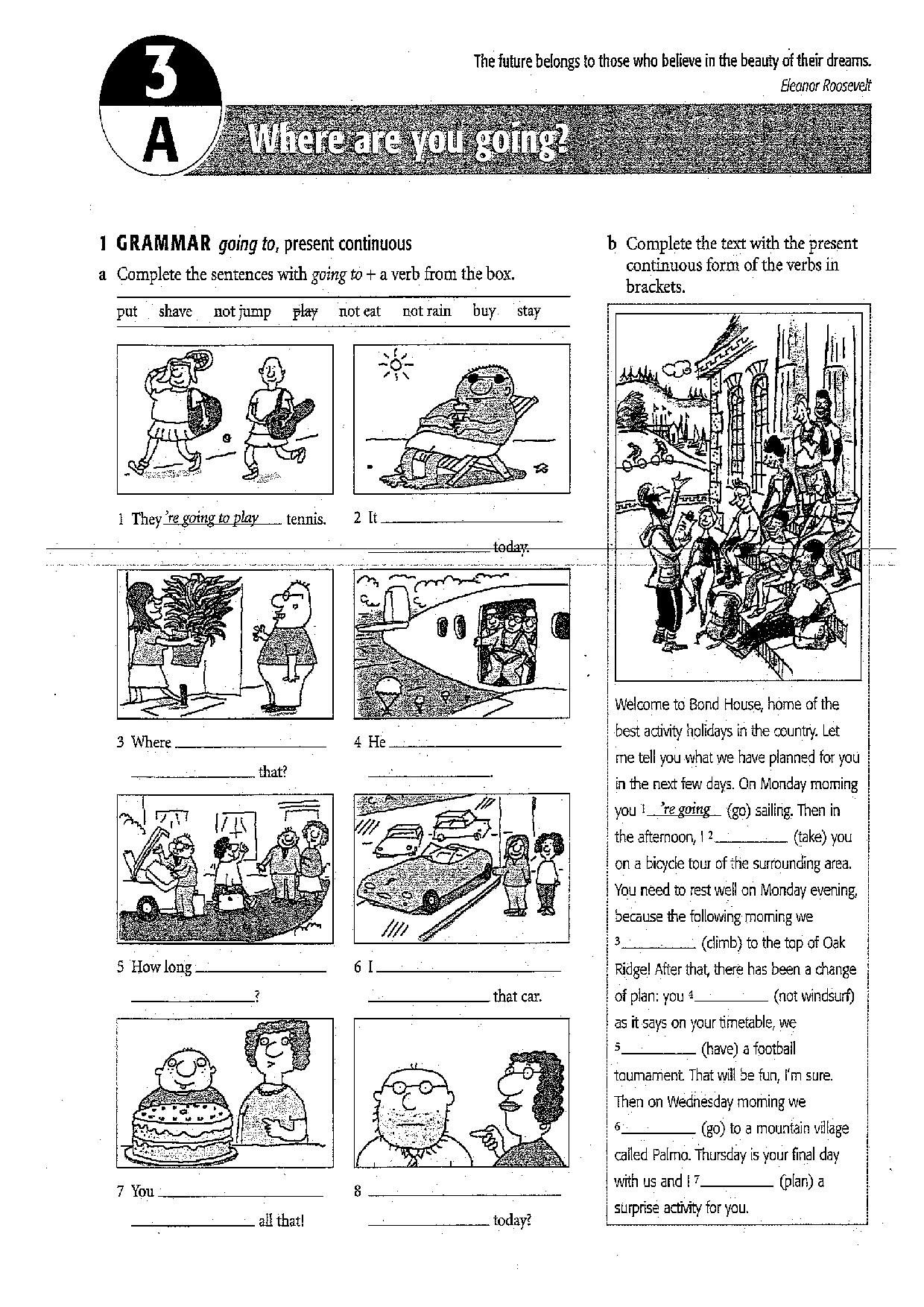 17 Best Images Of Spanish Interrogatives Worksheet