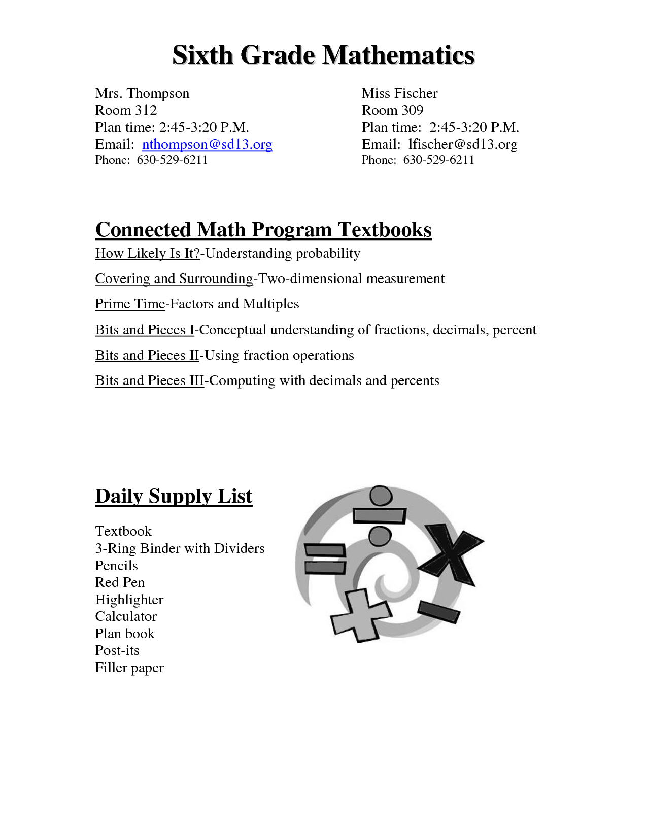 Algebra Worksheet For 6th Grade