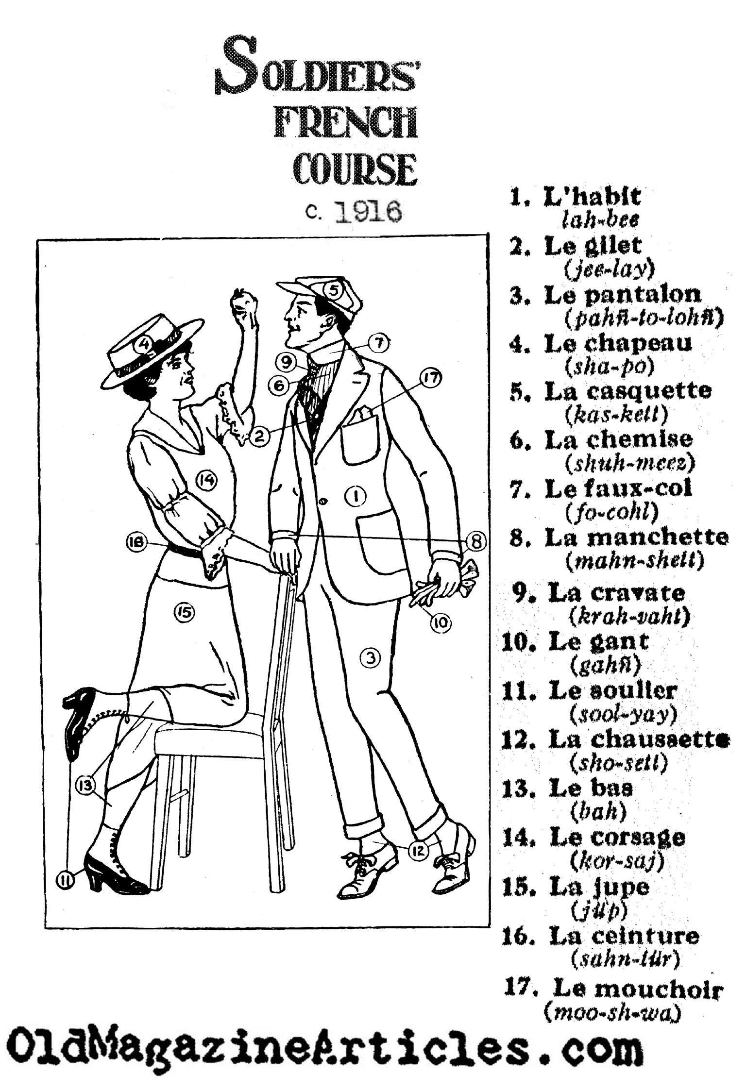 10 Best Images Of English Clothing Vocabulary Worksheets