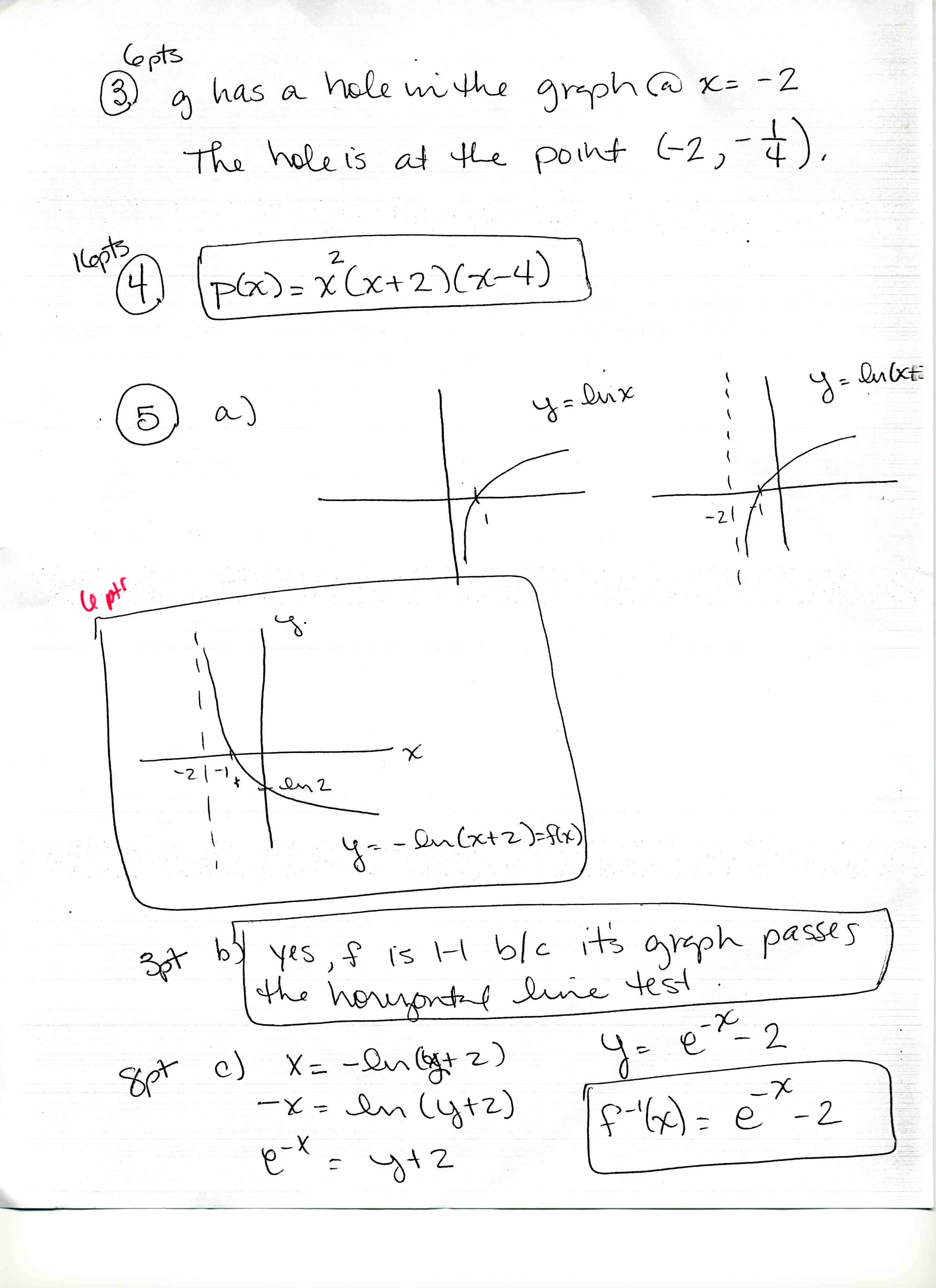 16 Best Images Of Calculus Review Worksheet