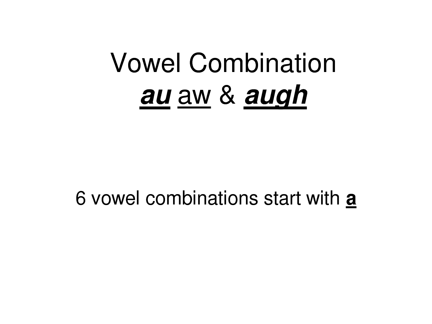 12 Best Images Of Ough Phonics Worksheet