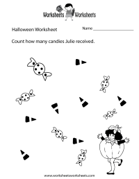 15 Best Images of Free Halloween Worksheets For Elementary ...
