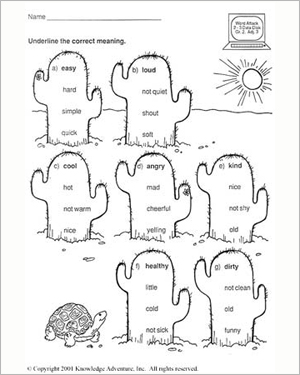 12 Best Images of First Grade Worksheets Question Words