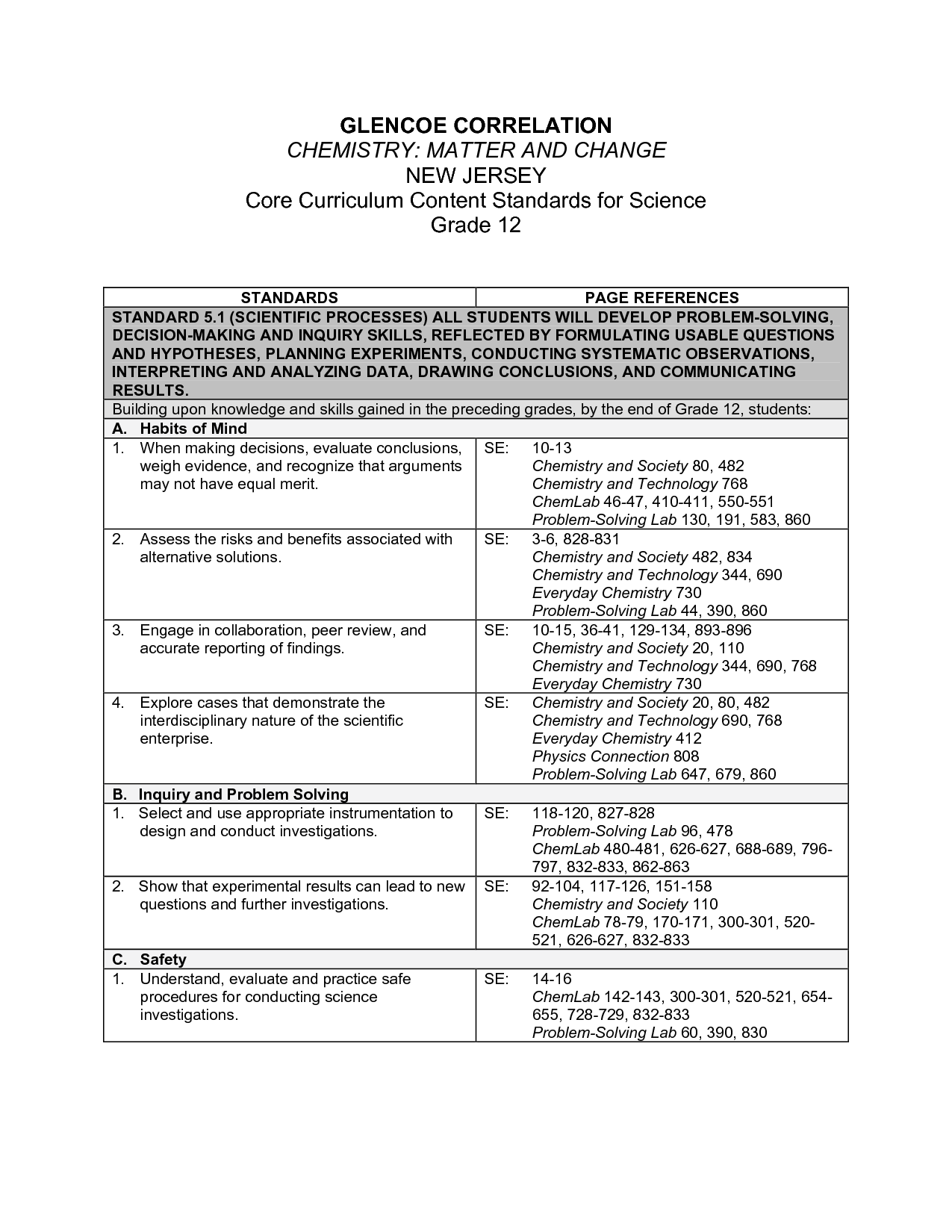 Holt Science Spectrum Worksheets Answers