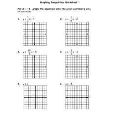 Graphing Linear Inequalities Worksheet - Promotiontablecovers [ 1650 x 1275 Pixel ]