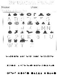 6 Best Images of My Favorite Things Printable Worksheets