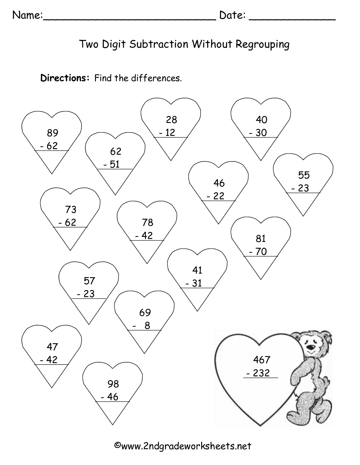 17 Best Images Of Noun Coloring Worksheets 2nd Grade