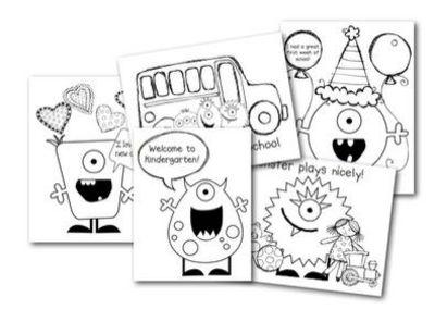 12 Best Images of Kindergarten Classroom Rules Worksheet