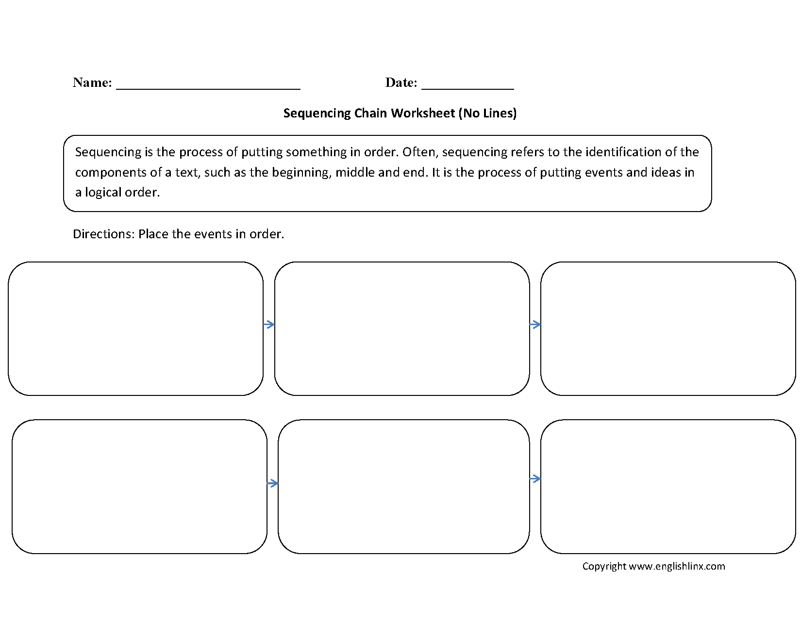 18 Best Images Of 8th Grade Text Structure Worksheets