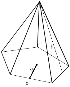 16 Best Images of Triangular Pyramid Surface Area