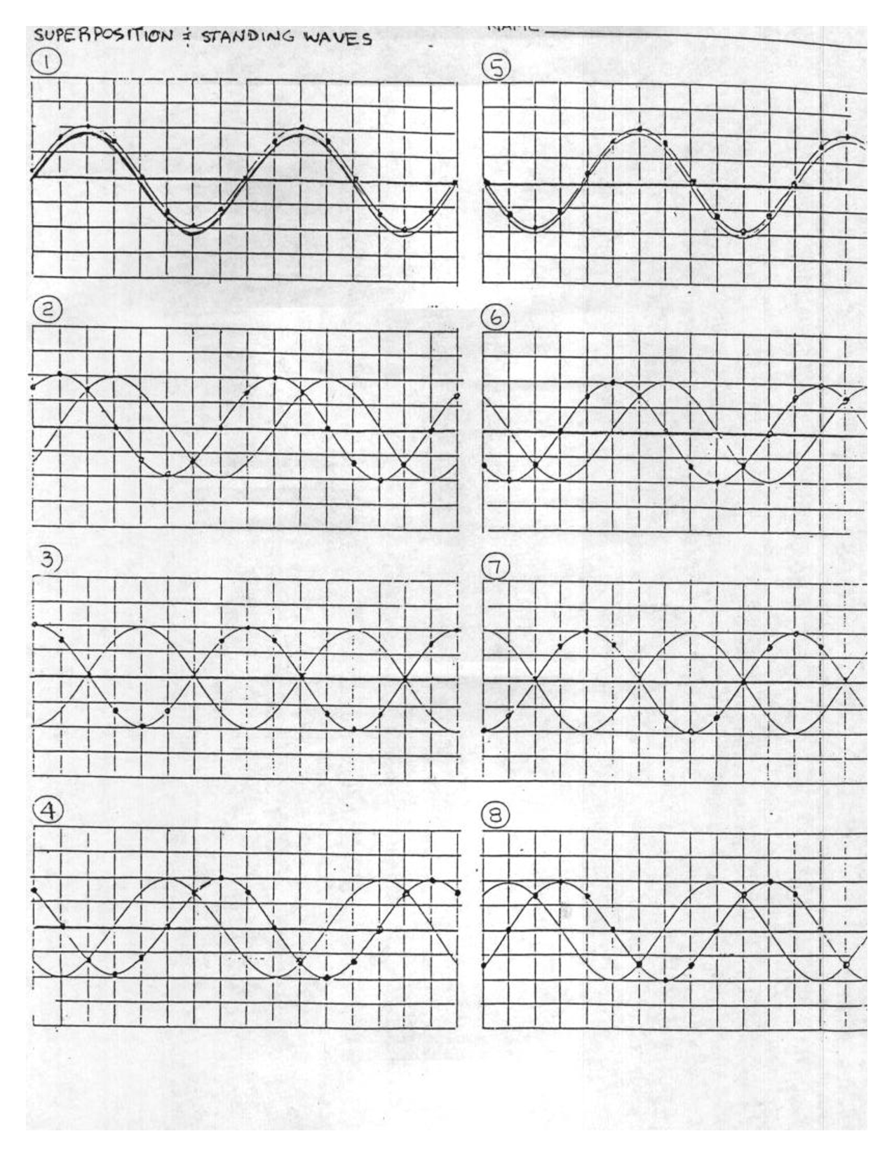 10 Best Images Of Transverse Waves Worksheet