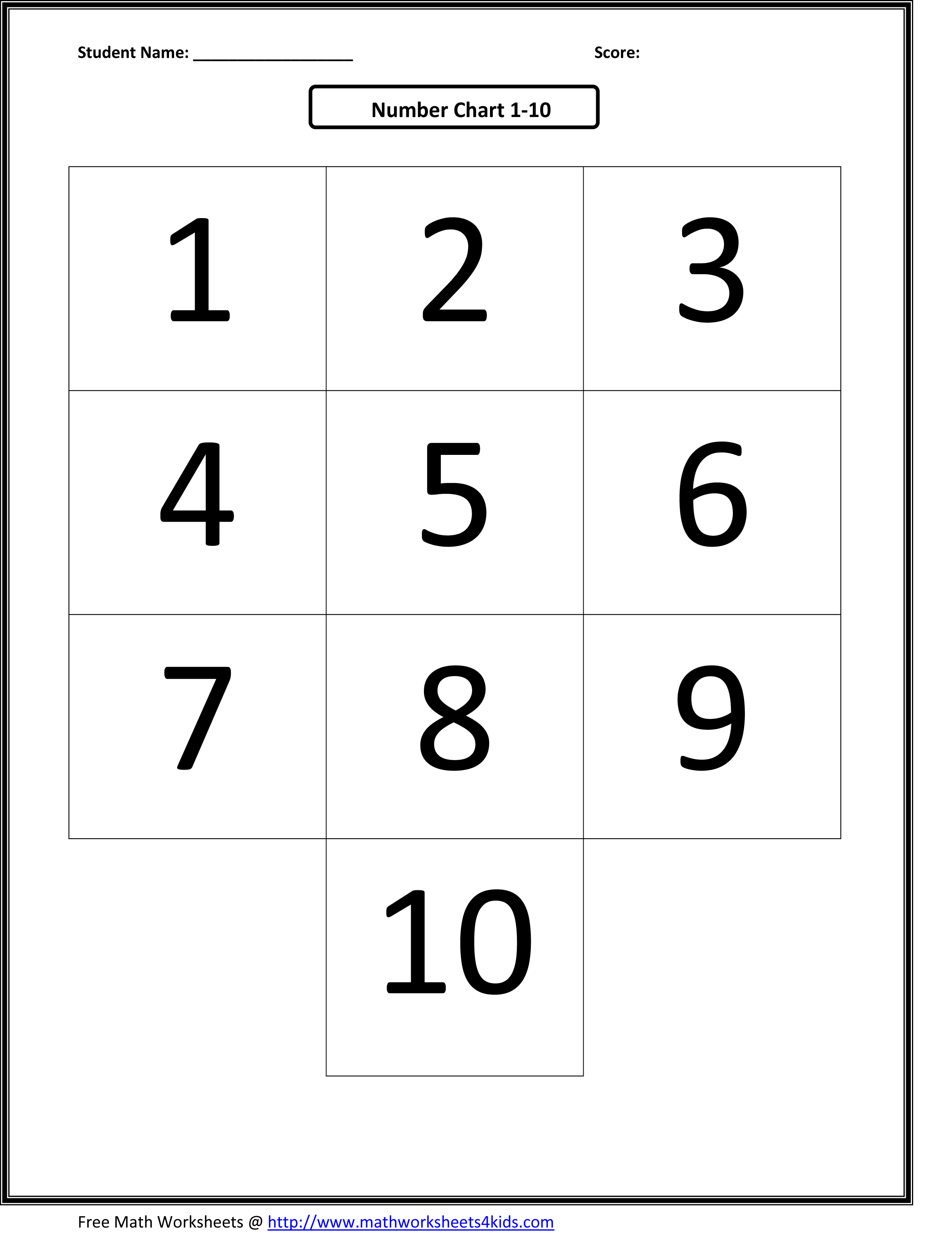 16 Best Images Of Easy One Digit Addition Worksheets